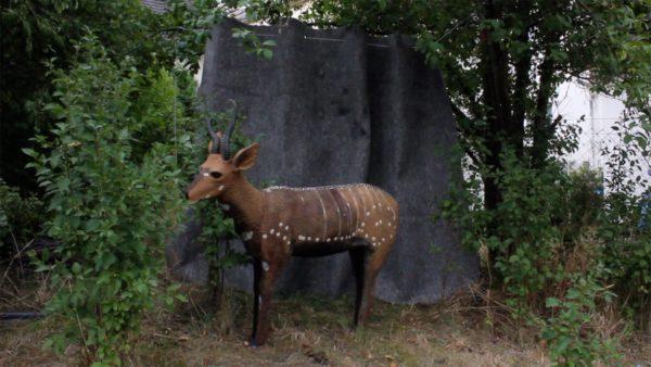Backstop-Netting - Maximum Safe 3D-Animal